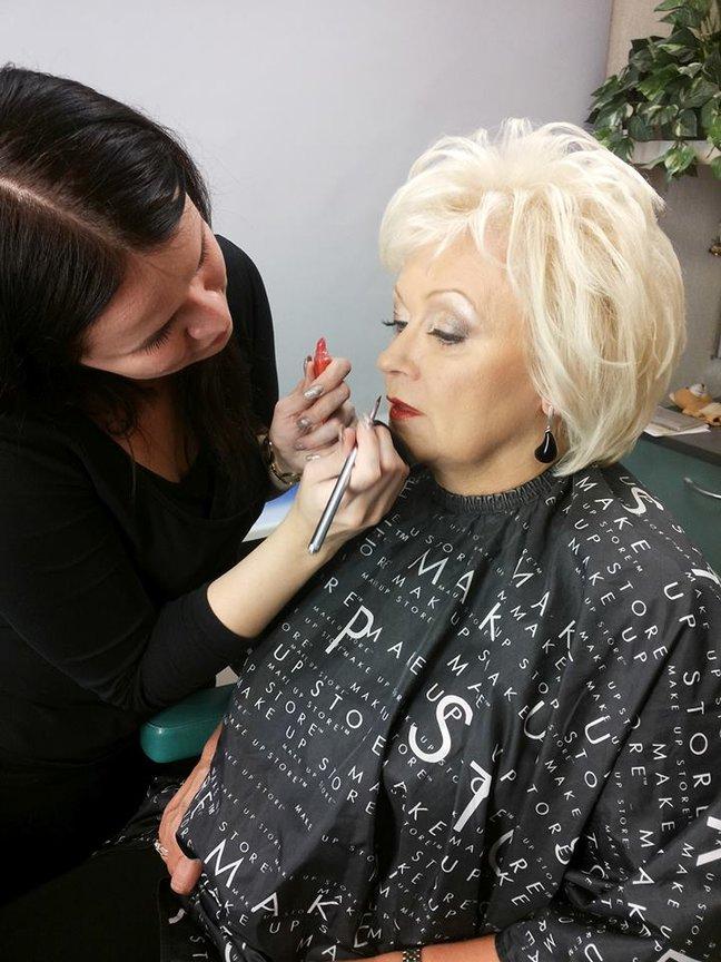 Где делают профессиональный макияж