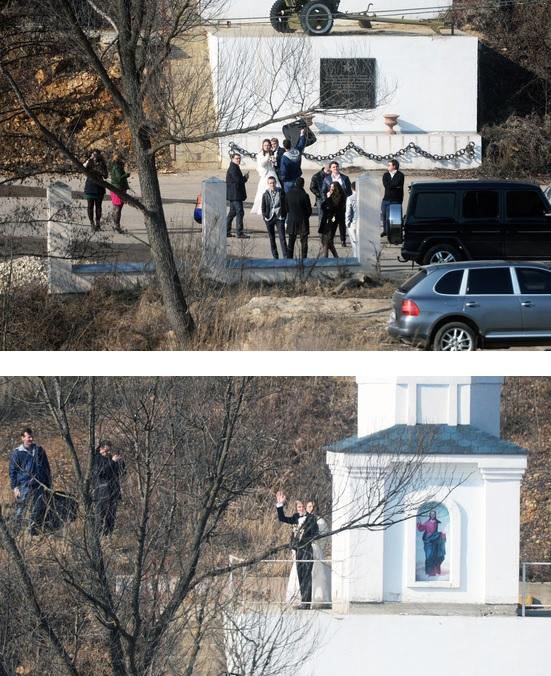 Появились первые фото со свадьбы сына Сергея Зверева