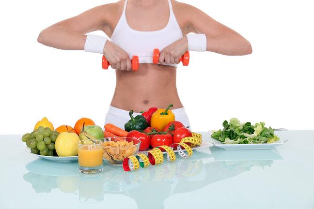 как похудеть обычным способом