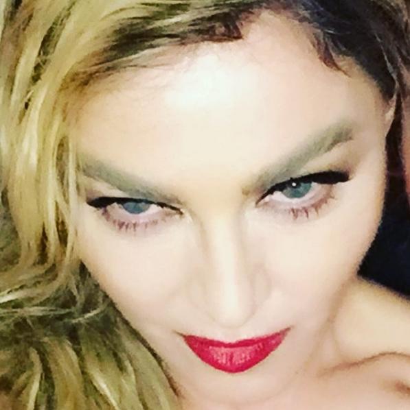 У Мадонны прямо на концерте случился нервный срыв