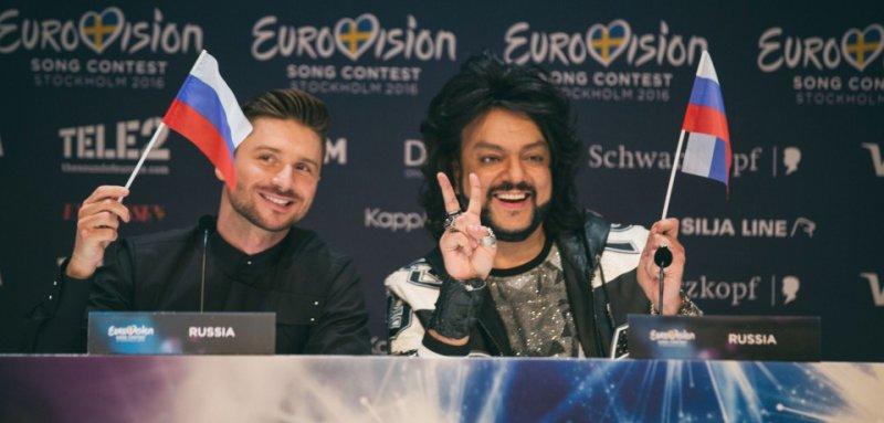 Филипп Киркоров о финале Евровидения-2016: Члены жюри сошли с ума!