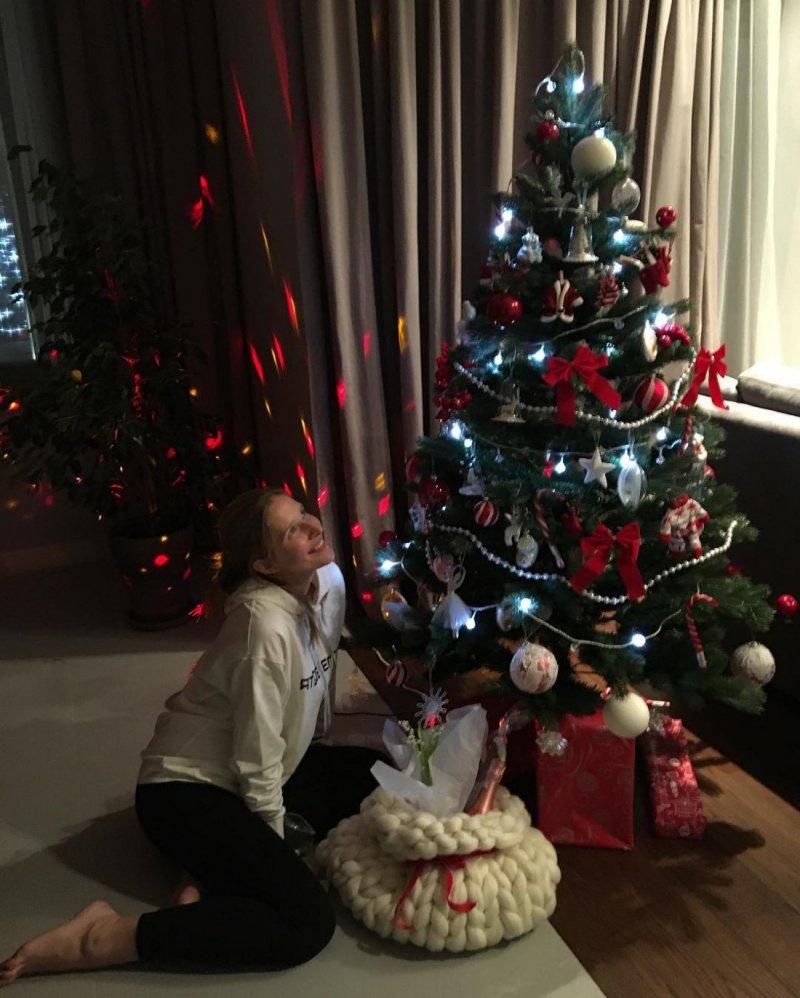 Катя Осадча натякнула на стать своєї майбутньої дитини